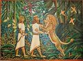 Věra Hendrychová - Setkání se lvem.jpg