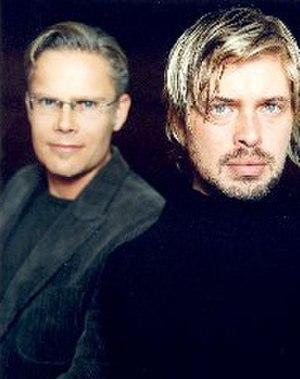 Vacuum (band) - Anders Wollbeck and Mattias Lindblom of Vacuum