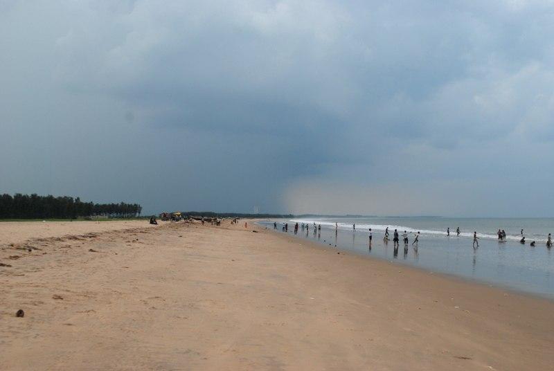 Vakalapudi beach