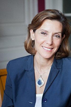 Valerie Miles - Image: Valérie Miles 2012
