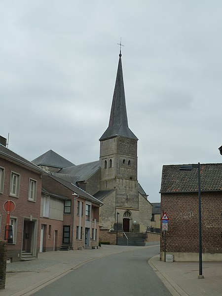 Sint-Stefanuskerk, Val-Meer, Riemst, België