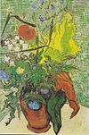 Van Gogh - Feldblumen und Disteln in einer Vase.jpeg