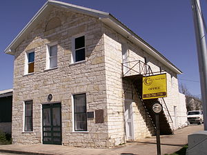Logan Vandeveer -  Mercantile building built by Logan Vandeveer. Still in use as Masonic Lodge.