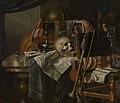 Vanitas, Franciscus Gijsbrechts, 17de eeuw, Koninklijk Museum voor Schone Kunsten Antwerpen, 5102.jpg