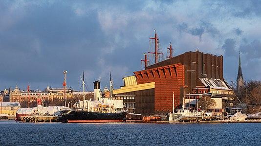 Vasamuseet SS Sankt Erik Stockholm 2016 01.jpg