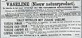Vaseline - The Chesebrough Manufacturing Compy (Algemeen Handelsblad 1879-10-07).jpg