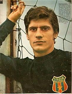 Vasile Iordache Romanian footballer