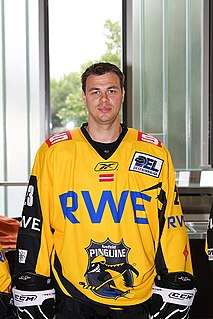 Herberts Vasiļjevs Latvian ice hockey player