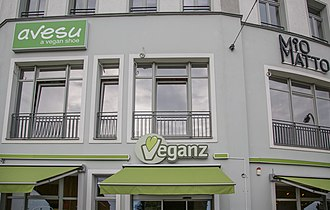 Veganism - Veganz in Berlin, Europe's first vegan supermarket