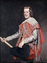 Velázquez, Diego Rodríguez de Silva y - Philip IV, King of Spain - Google Art Project.jpg