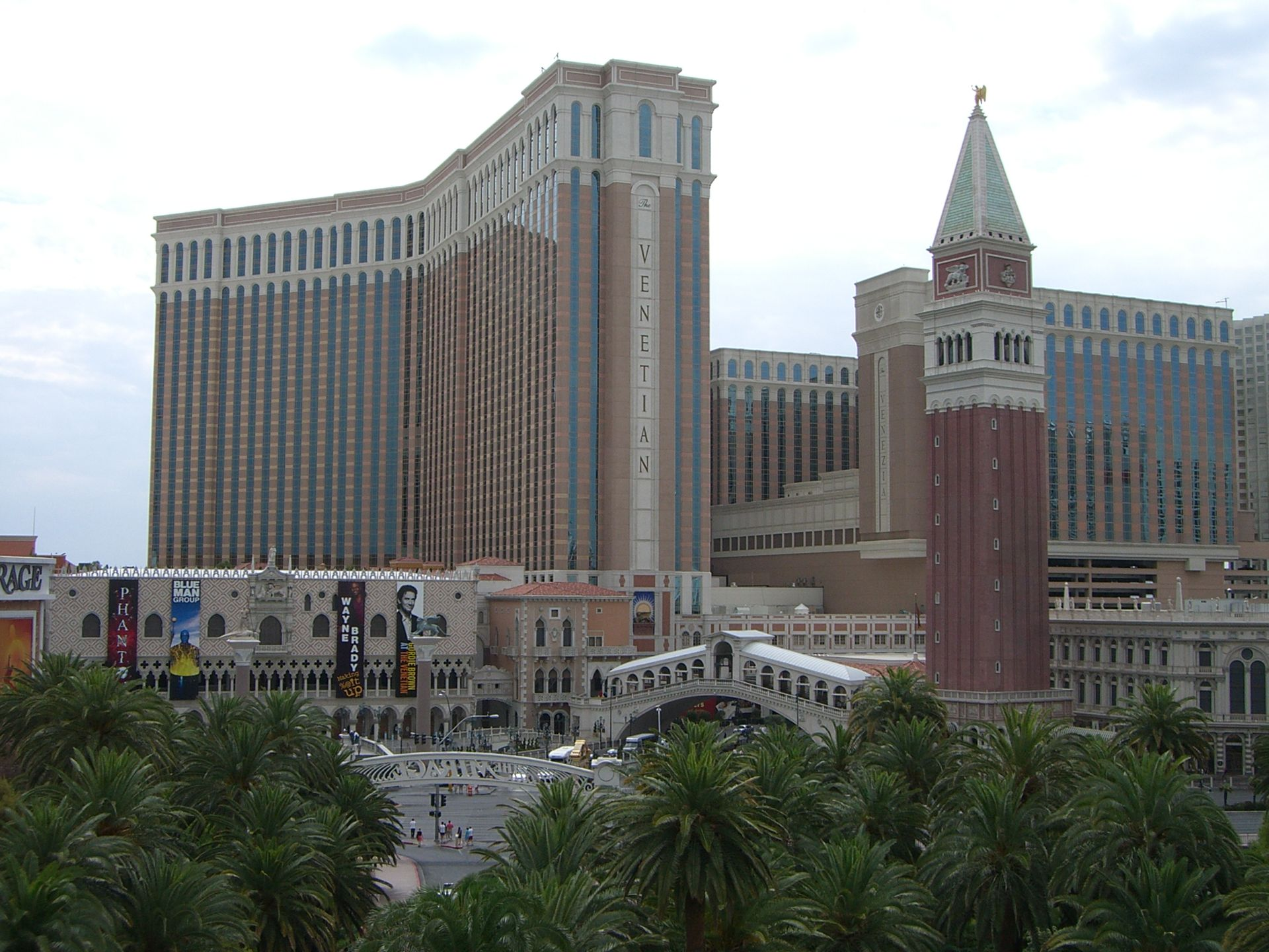 Sands Casino Las Vegas