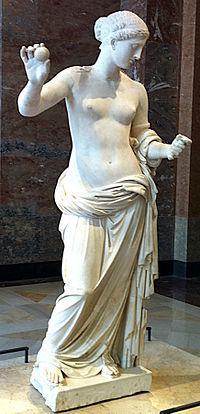 Greek Mythology Gods Aphrodite Wikibooks Open Books For