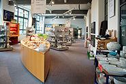 Verkaufsraum Höchster Porzellanmanufaktur