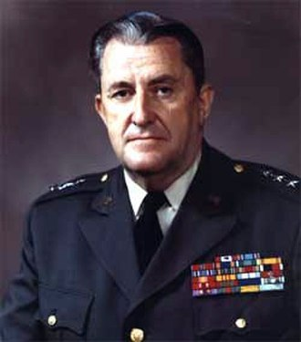 Vernon A. Walters - Walters in 1976 as Lieutenant General
