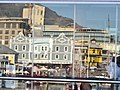 Victorian Clock Tower, Table Bay Harbour, Cape Town V&A Waterfront, Western Cape. 1883. Gothic Style. 12.JPG