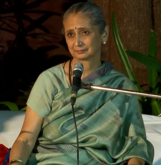 Vidya Rao - at Gujarati Literature Festival, Ahmedabad, December 2016