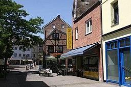 Tönisvorster Straße in Viersen