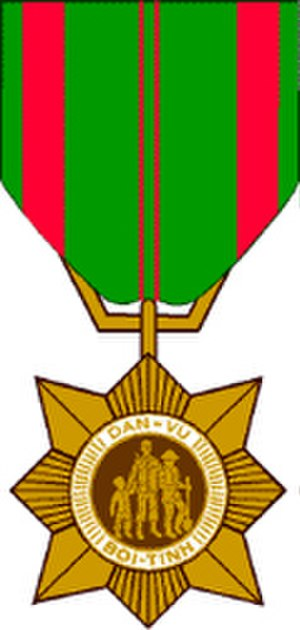 Civil Actions Medal - Image: Vietnam Civil Action Medal