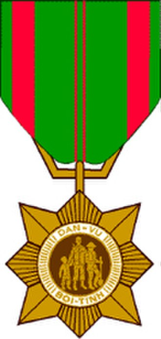 Civil Actions Medal - Image: Vietnam Civil Action Medal