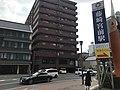 View in front of Fujisakigu-mae Station.jpg
