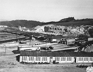 Gusen concentration camp Nazi concentration camp complex in Upper Austria (1940-1945)