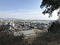 View of Kurume City from Chiriku Hachiman Shrine 3.jpg