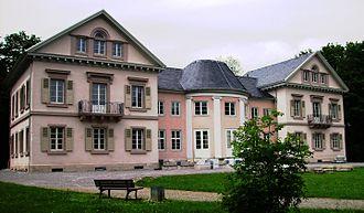 Eugénie de Beauharnais - Villa Eugenia in Hechingen