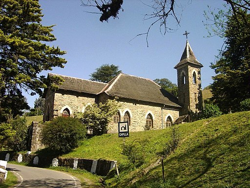 Villanougues chapel tucuman