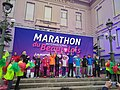 Villefranche-sur-Saône - Podium Marathon du Beaujolais (nov 2018).jpg