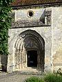 Villeneuve-sur-Verberie (60), église Saint-Barthélémy, portail latéral sud (2e travée) 1.jpg