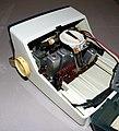 Vintage Silvertone Dur-Pac 5-Transistor Radio, Model 8220, Sold by Sears, Roebuck & Co., Circa 1957 (10390797445).jpg