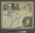 Virginiae partis australis, et Floridae partis orientalis, interjacentiumq(ue) regionum, nova descriptio. NYPL434971.tiff