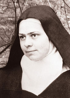 Elizabeth of the Trinity French Carmelite nun and mystic
