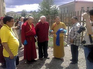 Glenn H. Mullin tibetologist