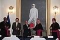 Visita Monsenor Vincenzo Paglia - Paglia with Salvador leaders.jpg