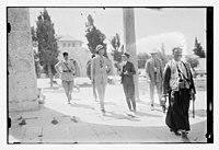 Vist of Prince William of Sweden? to Jerusalem) LOC matpc.10411.jpg
