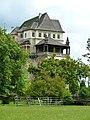 Vodní hrad Blatná 01 , park.jpg
