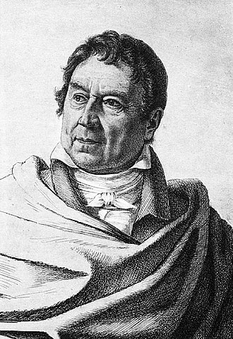 Georg Friedrich Benecke - Georg Friedrich Benecke, by Ludwig Emil Grimm