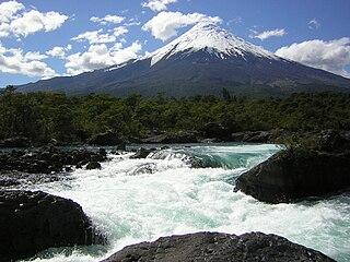 Vicente Pérez Rosales National Park national park