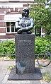Volksvrouw Henk Henriët Westerstraat Amsterdam.JPG