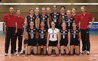 バレーボールドイツ女子代表
