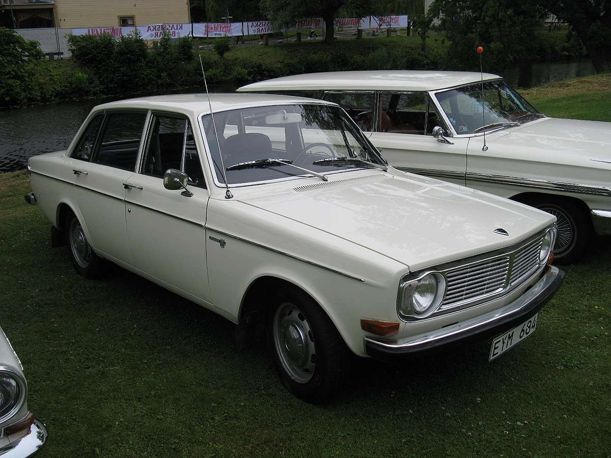 Volvo 140 Wikip 233 Dia