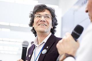 Alexander V. Markov Russian paleontologist (born 1965)