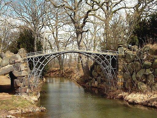 Wörlitz Eiserne Brücke 1