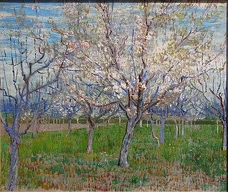 Flowering Orchards - Image: WLANL artanonymous De roze boomgaard
