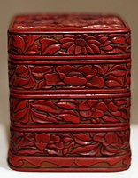 Carved lacquer wikipedia