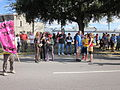 WWOZ 30th Parade Elysian Fields Lineup Came Toe.JPG