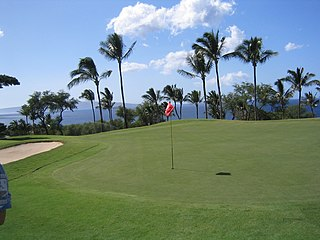 Golf clubs and courses in Hawaii