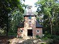 Waldkapelle Rahnsdorf Westturm Westansicht.jpg