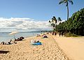 Walking on Waikiki Beach (5216374394).jpg